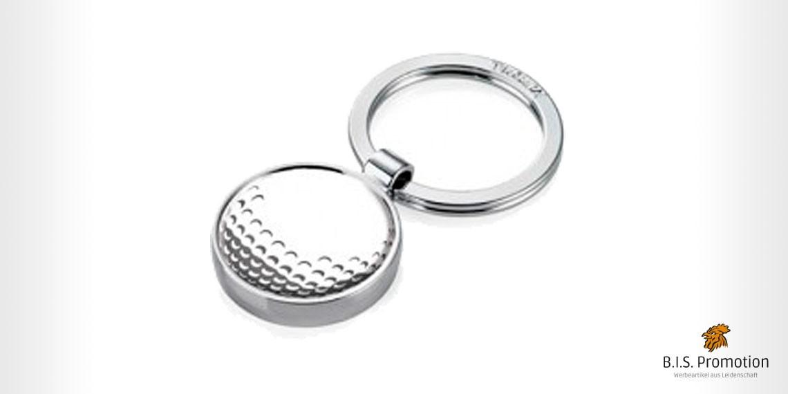 Golfball Schlüsselanhänger