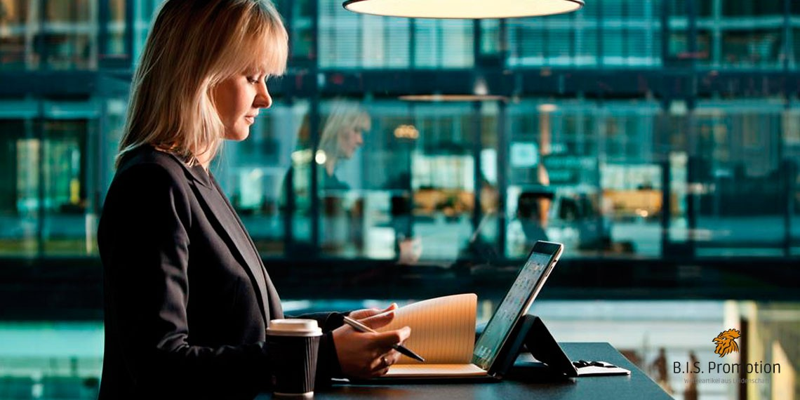 Office Portfolio für's Büro