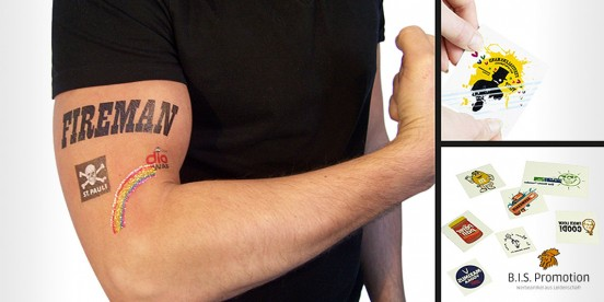 Custom Made Tattoo