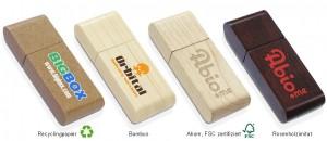 USB Stick Natura Beispiele